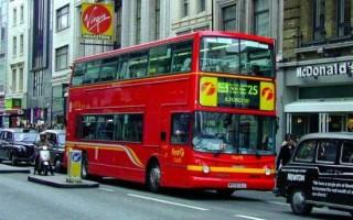 Транспорт Англии