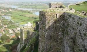 Крепость Розафа — Албания