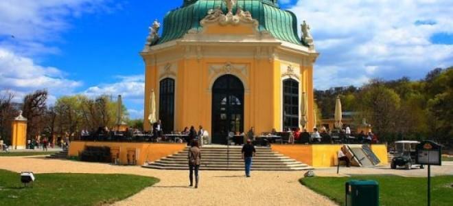 Зоопарк Шенбрунн — Вена