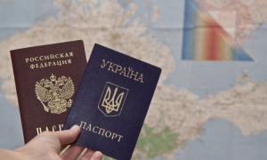 Процедура выхода из гражданства Украины