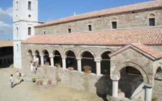 Монастырь св. Марии в Арденице — Албания