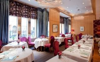 Ресторан The Capital — Лондон