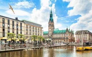 Основные достопримечательности Гамбурга
