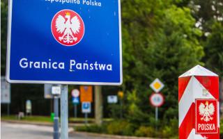 Правила перевозки груза через границу Польши