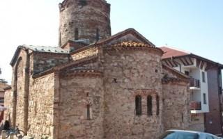 Церковь Святого Иоанна Алитургетоса в Несебре