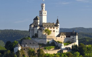 Замок Марксбург: непобедимая цитадель