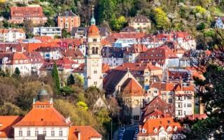 Интересные места в Штутгарте