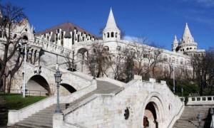 Рыбацкий бастион — Будапешт