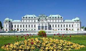 Парк Бельведер — Вена
