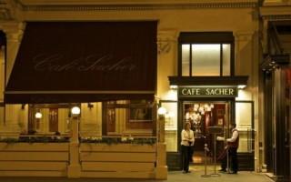 Кафе «Захер», Вена