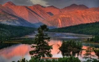 Красивые туристические места России