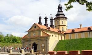 Несвижский замок — Минск
